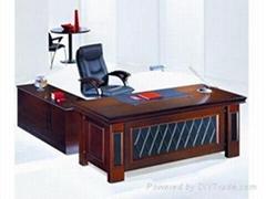 办公家具  大班台