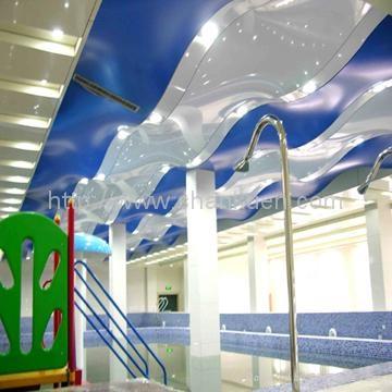 Pvc Stretch Ceiling Film Shankuen China Manufacturer