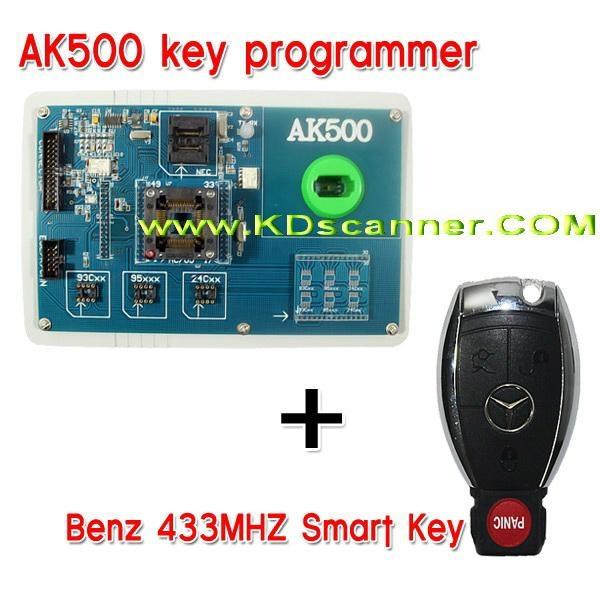 AK500 Mercedes benz Key Programmer intelligent programming SBC Repair