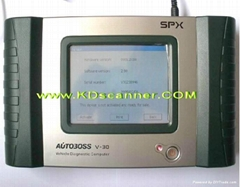 Original Autoboss V30 scanner with ID and PW free update newest v30