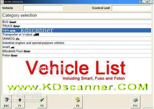 2012 hot sale Benz MB Star c3 diagnostic tools for mercedes benz star 5