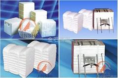 供应陶瓷纤维模块提供大型工业窑炉整体保温设计施工