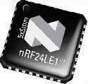 nRF24LE1  NOIRDIC 2.4GHZ无线射频芯片