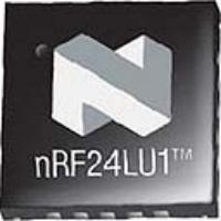 nRF24LU1P无线USB2.0射频芯片