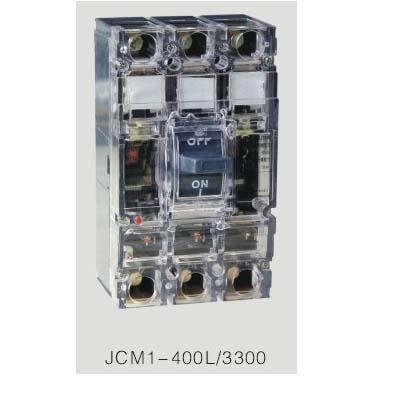 JCM1-400L/3300塑壳断路器 1
