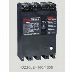 DZ20LE-160/4300漏电断路器