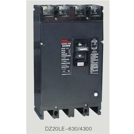 DZ20LE-400/4300漏电断路器 1