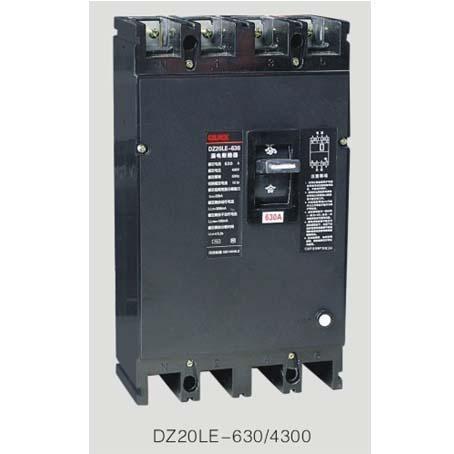 DZ20LE-630/4300漏电断路器 1
