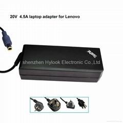 20V 4.5A笔记本充电器