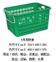 广东深圳塑料周转箩