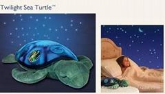 Twilight Sea Turtle