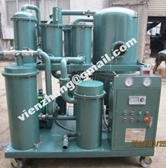 Lubricating Oil Purification and Filtration System