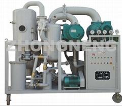 Transformer Oil Vacuum Filtration System