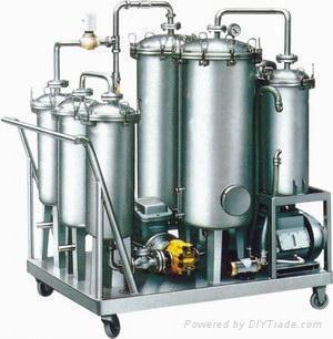 Fire Resistant  Phosphate Ester Oil Vacuum Purification