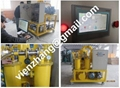 Transformer Oil Purification Machine with PLC control