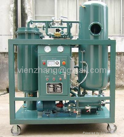 Minimize Expenditure by Installing a Right Turbine Oil Purification Process