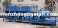 Black Engine Oil Recycling System