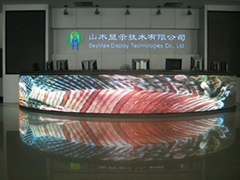 Professional Factory P8 LED Display Banner