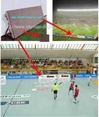 P16 stadium perimeter led advertising display