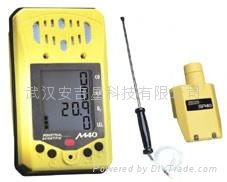 英思科M40多功能氣體檢測儀