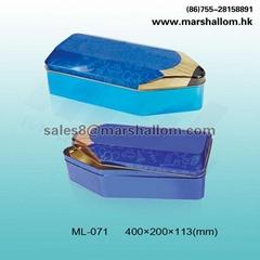 文具包装铁盒