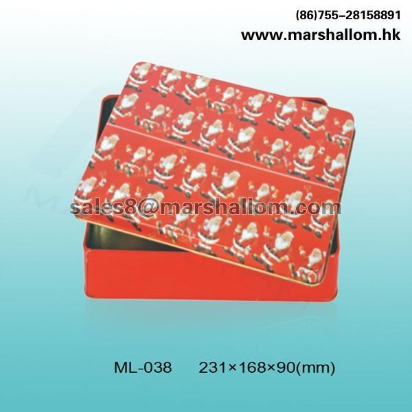 零钱包装铁盒 2