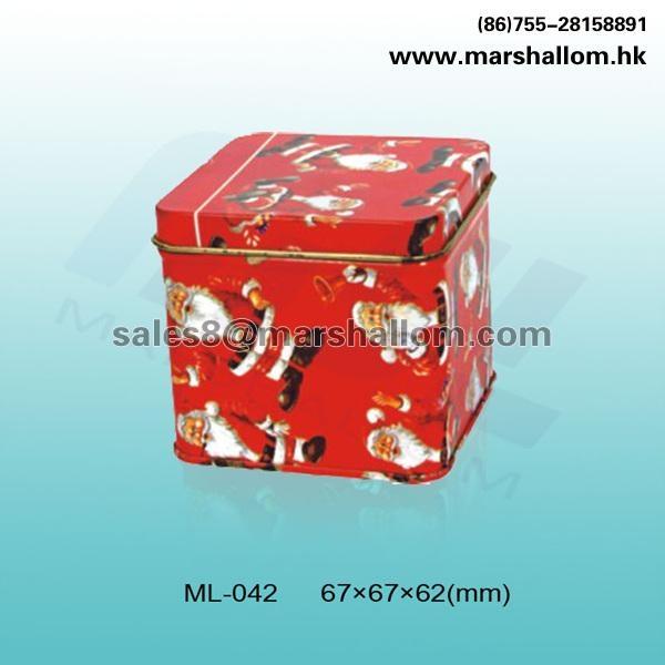 零钱包装铁盒 5