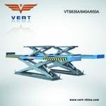 Auto Lift/Wheel Alignment Scissor Lift (VTS635A)