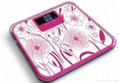 小巧方便易携带健康体重电子人体秤批发浴室秤批发