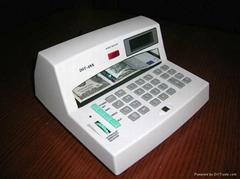 新款带计算器验钞机