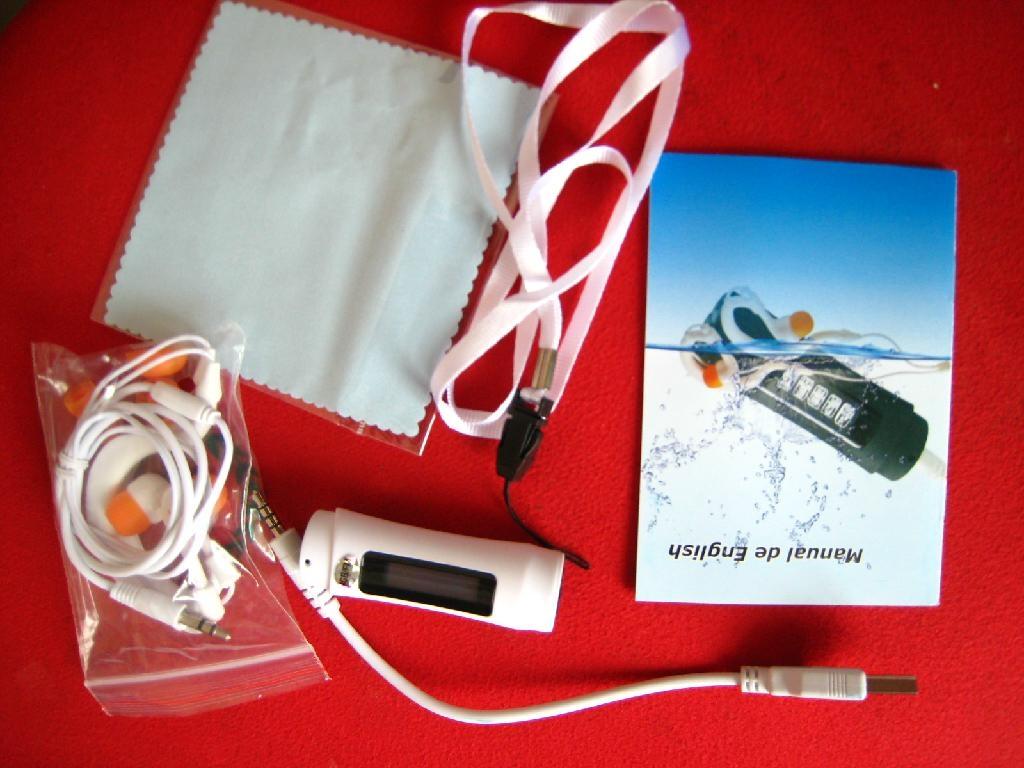 防水MP3 2