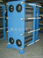 青岛泓方节能轻巧型板式换热器