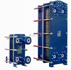 青島泓方--板式換熱設備
