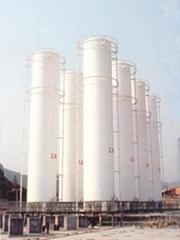 遼寧LNG儲罐