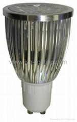 8W GU10 LED Spotlight