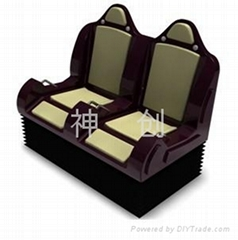 4D動感立體座椅
