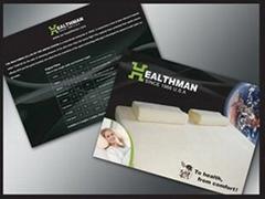 Healthman Memory Foam Mattress