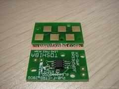 Toshiba1640复印机硒鼓计数芯片