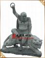 石雕十八羅漢像 4