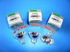 供应USHIO卤素灯泡FTD 12V 20W杯灯