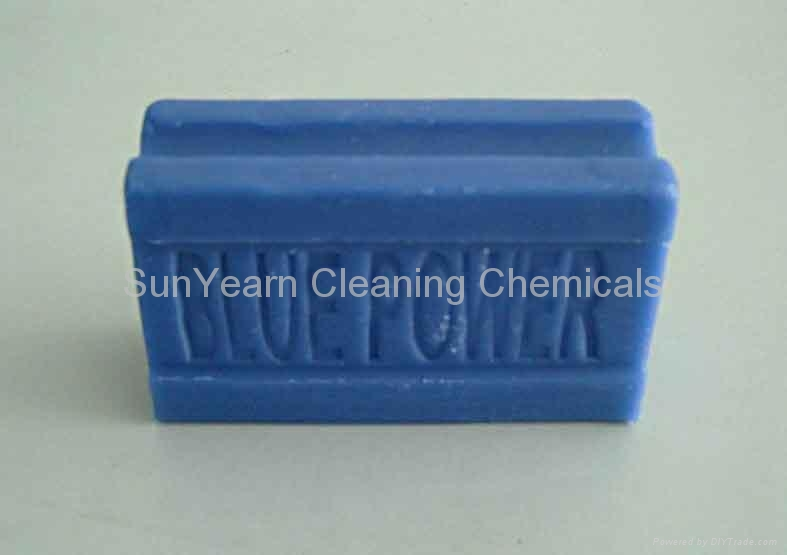 Blue Power Soap