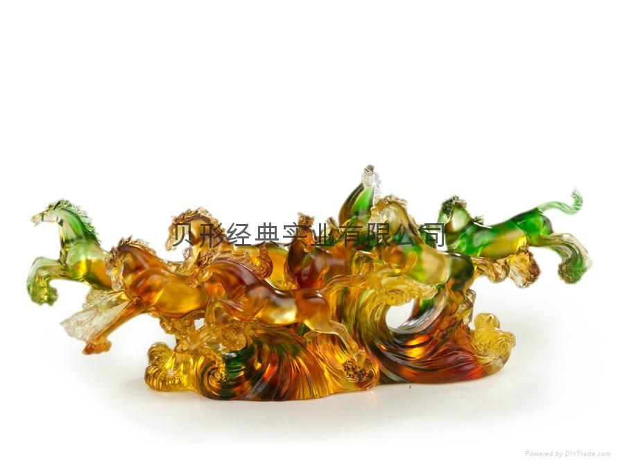 琉璃工藝品1 3