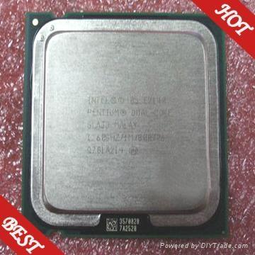 Dual core cpu E2140 1.6GHz,1M,800MHz,775pin,65nm 1