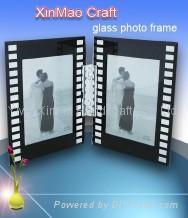black multi frames for wedding gift