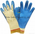 10 Guage Aramid Fiber Knitted Shell With