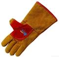Cow Split Leather Welding Gloves-BGCW205