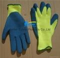 Warmer Acrylic With Latex Coated Work Gloves (BGLC201) 2