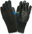 Protective Gloves Against Mechanical