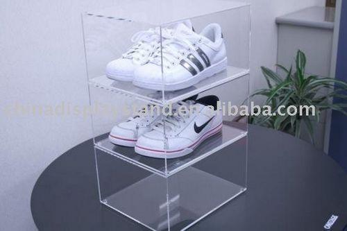Clear Acrylic Shoe Box Vj1002417 Vanjin China