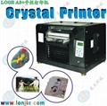 玻璃水晶彩印機